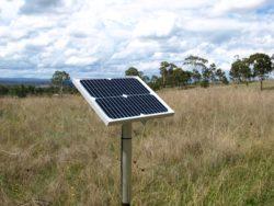 SP22 - 20 Watt Solar Panel - Mount not included.